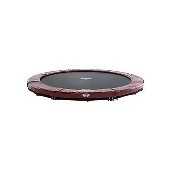 BERG InGround Elite 380 12.5 Ft trambulin sport sorozat Red