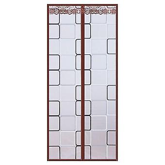 Ilmastointilaite Huone /keittiö Magneettinen näytön ovi, Magneettinen lämpöeristetty