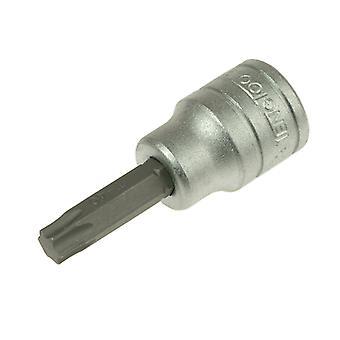 Teng TX40 Torx Socket Bit 3/8in Drive 6.5mm TENM381240T