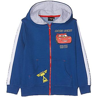 Disney cars boys hoodie sweatjacket zip car5924swj