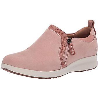 كلاركس المرأة الأمم المتحدة تزين الرمز البريدي الجلود الزمام أعلى انخفاض الأزياء أحذية رياضية