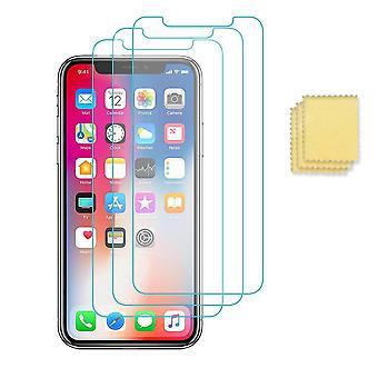 3-Pack iPhone 12 Pro Max skjermbeskytter folie gjennomsiktig