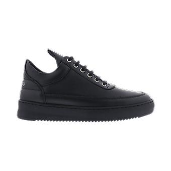 Filling Pieces Low Top Ripple Black 25128751847ALL  shoe