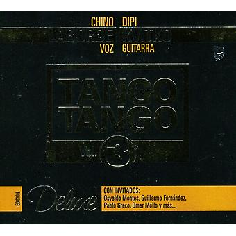 Chino Laborde/Dipi Kvitko - Tango Tango Volumen 3-Deluxe [CD] USA import