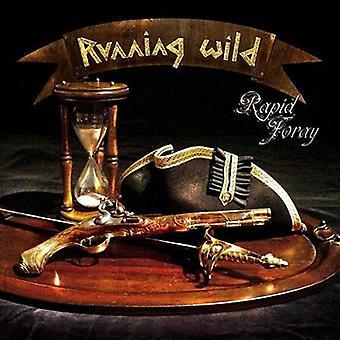Running Wild - hurtige strejftog [CD] USA import