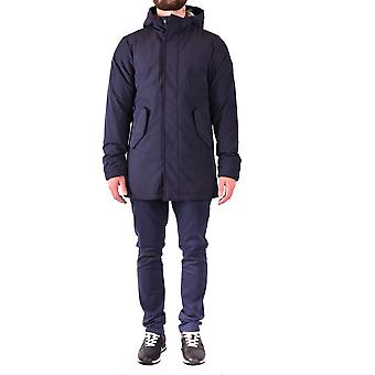 Canadian Ezbc455001 Men's Blue Nylon Outerwear Jacket