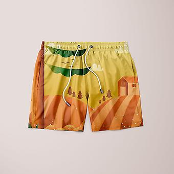 Vineyard 3 shorts
