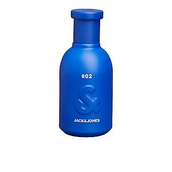 Jack & Jones No. 2 Eau de Toilette Spray for Men 75 ml
