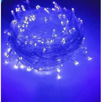 Led Light String For Decoration With 8 Modes And One Button Operation Design