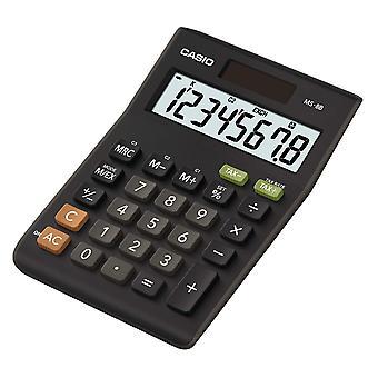 Casio MS8B Desk -laskin verolaskelmilla
