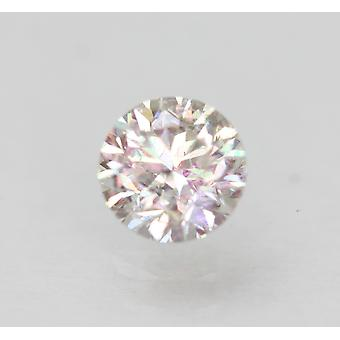 Gecertificeerde 0.47 Karaat F VS2 Ronde Brilliant Enhanced Natural Diamond 4.77mm 3VG
