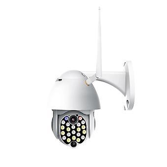 21 Globe Machine IP Camera Metal Double Shell 1080P 2MP Maximum Support TF Card 128G Night Vision Ca