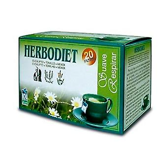 Herbodiet Infusions Soft Breathe 20 units