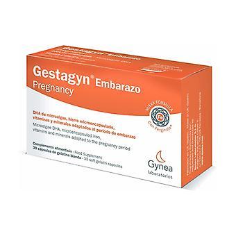 Gestagyn Pregnancy 30 capsules