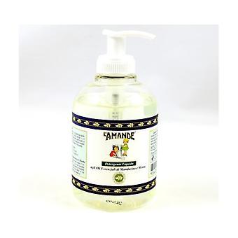 Mandarin Mint Essential Oil Liquid Cleaner 300 ml