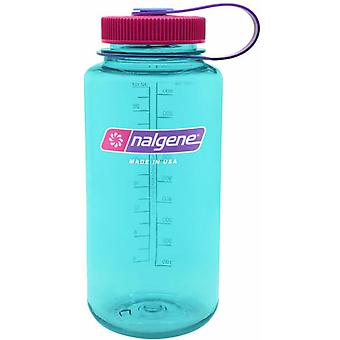 Nalgene 1L Wide Mouth Bottle With Loop Top Closure