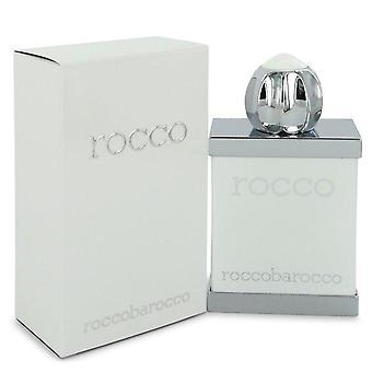 Rocco White Eau De Toilette Spray di Roccobarocco 3.4 oz Eau De Toilette Spray
