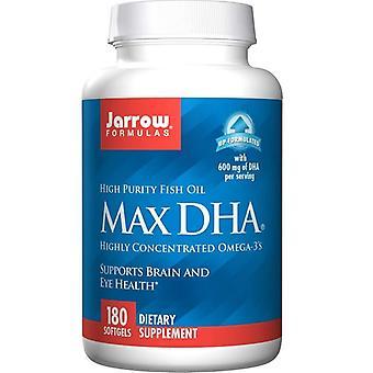 Jarrow Formler Max DHA Softgels 180