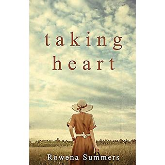 Taking Heart by Rowena Summers - 9781913099343 Book