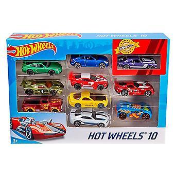 Hot wheels voitures 10pk