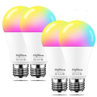 E27 / B22 Умная светодиодная лампа Неоновая замена лампы, Wifi Голосовое управление Лампы лампы