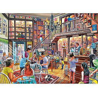Gibsons Story Time 1000pc Puzzle
