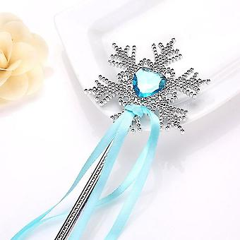 Children's, Snowflake Magic Wand, Birthday Toy Streamer, Princess Cartoon Photo
