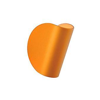 Moderni minimalistinen yöseinä lam (oranssi)