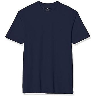 Daniel Hechter T-Shirt DOPA, Blue (Navy 680), S Men