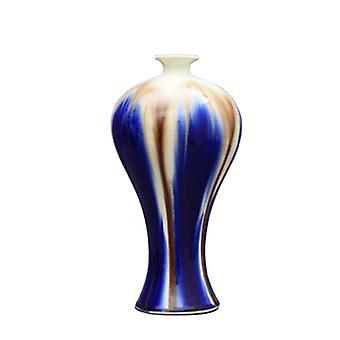 home decoration ceramic floor big vase antique style