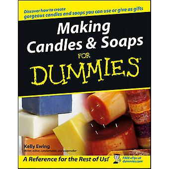 Herstellung von Kerzen und Seifen für Dummies