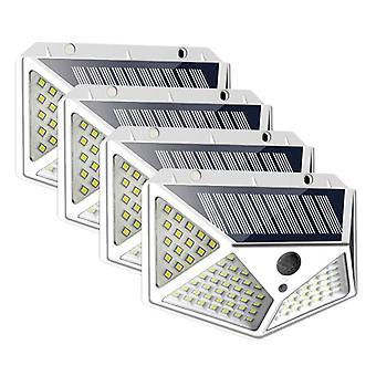 Outdoor Powered Sunlight Waterproof Pir Motion Sensor Street Led Light