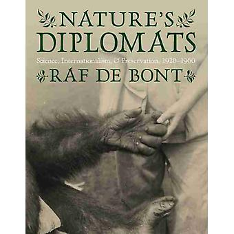 Natures Diplomats by Raf De Bont