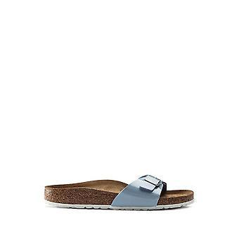 Birkenstock - Schuhe - Flip Flops - MADRID-1019402-BLUE - Damen - lightskyblue - EU 38