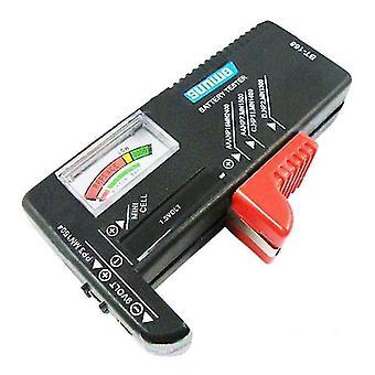 ل BT-168 اختبار البطارية العالمي AA AAA C D 9V زر المدقق WS33691