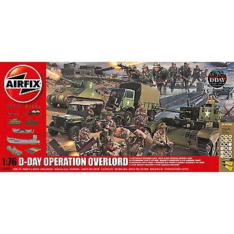 Airfix D-Päivän käyttö Overlord-mallisarja