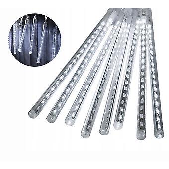 LED lichtsnoer 2 m – Bewegende ijspegels – Veelkleurig