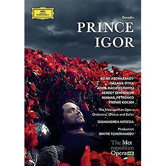 Prince Igor [DVD] USA import