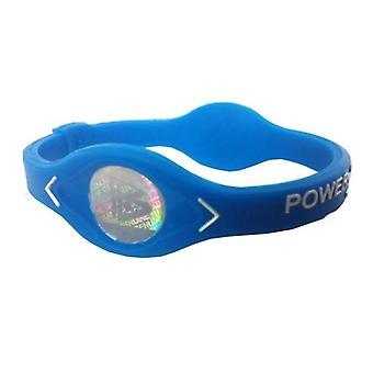 Femmes Hommes Silicone Sport Bracelets Power Energy Bracelet