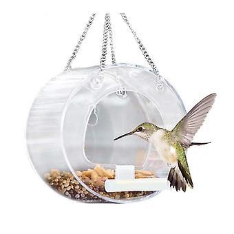 Hängende Outdoor-Vogel-Fütterungsbox