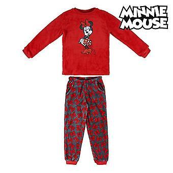 Children's Pyjama Minnie Mouse 74819 Red