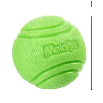 כלב מחמד קופצני כדור, כדור מוצק עמיד לנשוך, לנשוך גומי