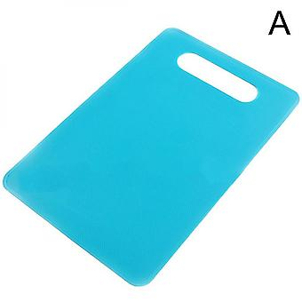 1 Piece Of Antibacterial Pp Cutting Board For Household Tools Anti-slip