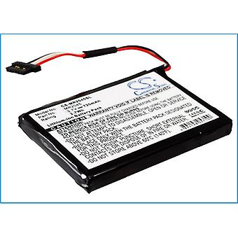 Battery for Magellan MR2045 RoadMate 2045 2055 2055T-LM 2120T 2136T-LM 2145T-LM