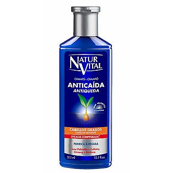 Anti-Hair Loss Shampoo Naturvital (300 ml)