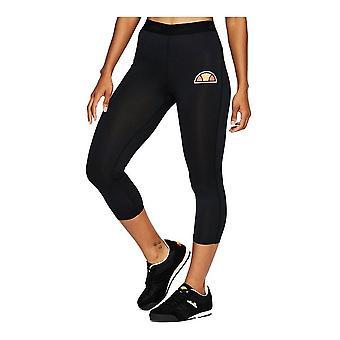 Sport leggings for kvinner PORTICI CAPRI Ellesse 06386 Svart/10