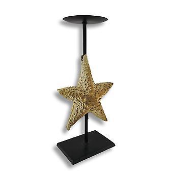 Rozgwiazda filar świeca stojak