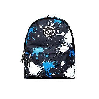 Hype Unisex Farbe Splatter Rucksack