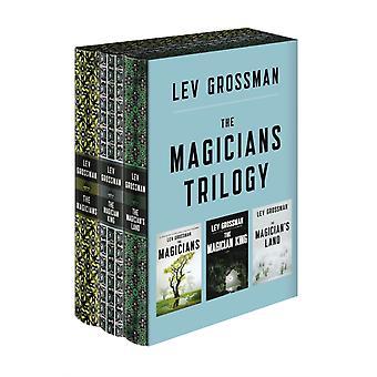 טרילוגיית הקוסמים התאגרפה להגדיר את הקוסמים המלך הקוסם ארץ הקוסמים על ידי לב גרוסמן