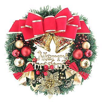 Yesfit Jouluseppele Hyvää joululomajuhlakoristetta 30 Cm